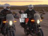 Apple maakt ons lekker met officiële trailer van Long Way Up