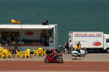 Wij zoeken restaurants waar motorrijders graag lunchen