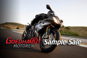 Goedhart Motoren – End of Season Sale