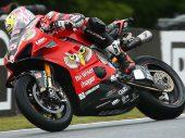 De Ducati Panigale V4 R van Scott Redding is te koop