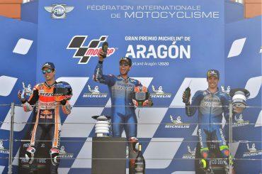 MotoGP Frankrijk & Aragón: volop verrassingen