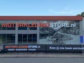 MotorkledingStore opent grootste motorkledingwinkel in Capelle aan den IJssel
