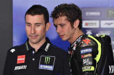 Valentino Rossi test positief op corona