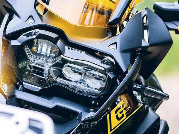 BMW R 1250 GS en RT krijgen nieuwe koplamptechniek als optie