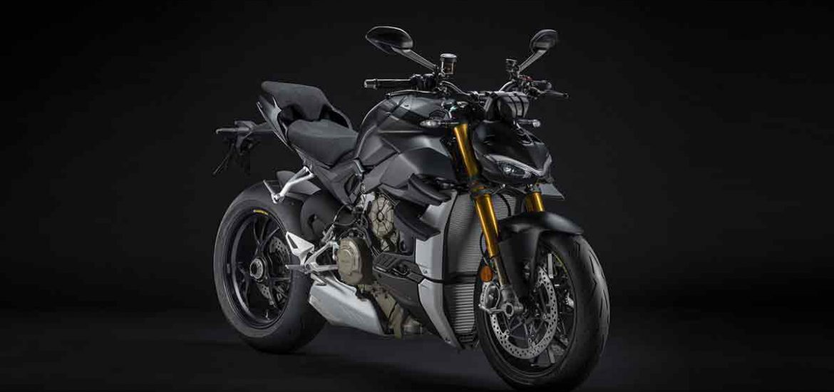 2021 Ducati Streetfighter V4 Dark Stealth