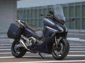 Nieuwe Honda Forza 750 is concurrent van Yamaha TMax