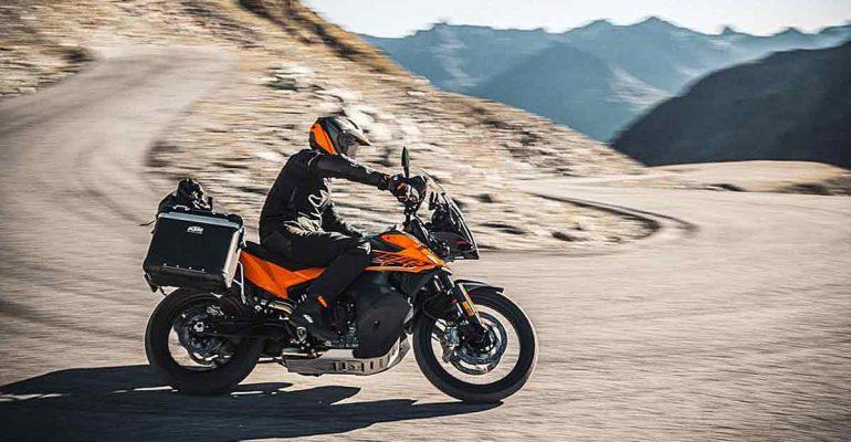 Introductie nieuwe KTM 890 Adventure