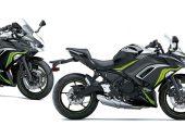 2021 Kawasaki Ninja 650: nieuwe kleuren