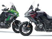2021 Kawasaki Versys 1000 SE: met Showa Skyhook