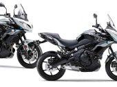 Kawasaki Versys 650 2021 : nieuwe kleuren