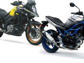 Suzuki V-Strom 650 en SV650 op stapel voor 2021?