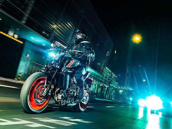 2021 Yamaha MT-09: meer vermogen, meer koppel (video)