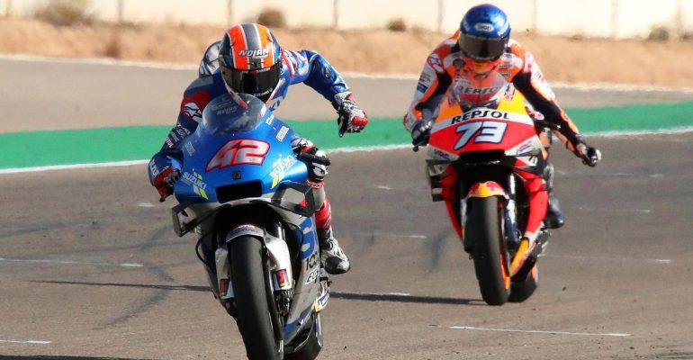 Vooruitblik: Wie wint de MotoGP op Aragon?