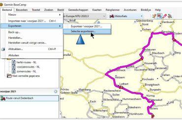 MrGPS: Welke routeplanner? Deel 2: Basecamp 1