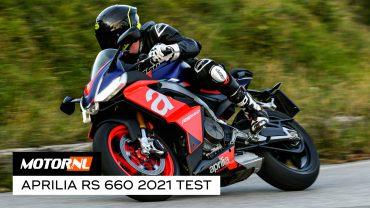 Aprilia RS 660 2021 – test