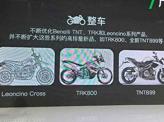 Binnenkort: Benelli Leoncino Cross, TNT899, Imperiale 500 en TRK800