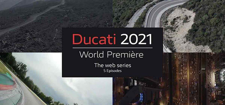 Ducati 2021 modellen