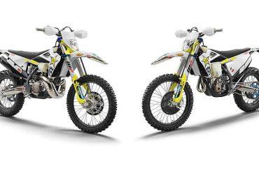 Husqvarna presenteert de nieuwe TE 300i en FE 350 Rockstar Edition