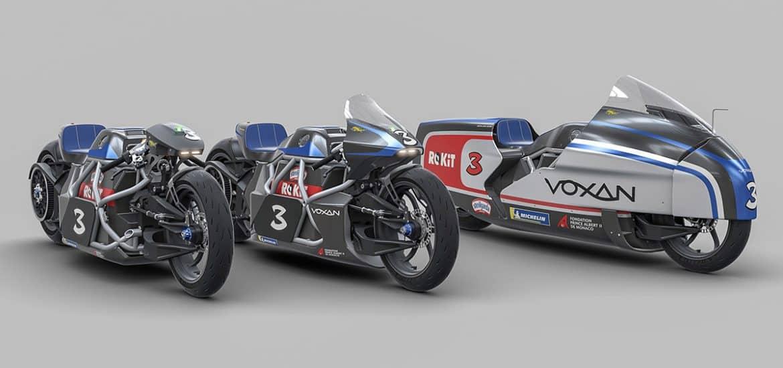 Voxan Motors Wattman