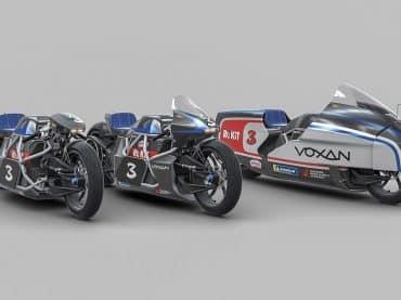 Max Biaggi en Voxan Motors klaar om wereldrecords te breken
