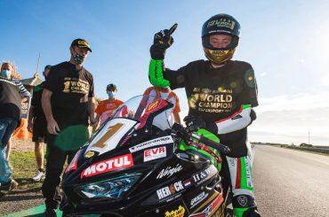 Jeffrey Buis wereldkampioen Supersport 300 – Sport top-3