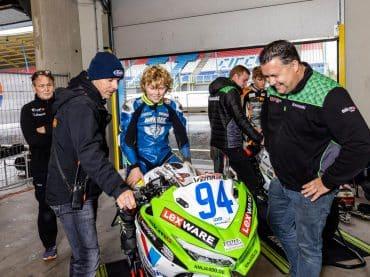 Wintertesten op TT Circuit Assen? Yes we can!