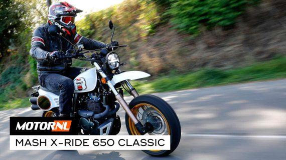 Mash X-Ride 650 Classic test