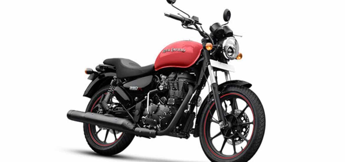 Royal Enfield Meteor 350 2020