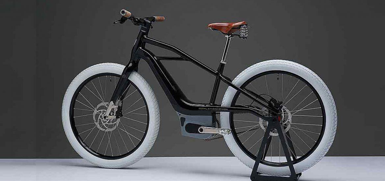 Harley-Davidson e-bike: Serial 1 Cycle Company