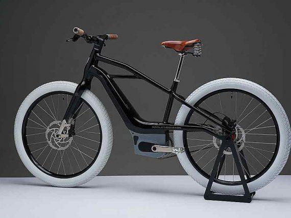 Harley-Davidson e-bike-merk: Serial 1 Cycle Company