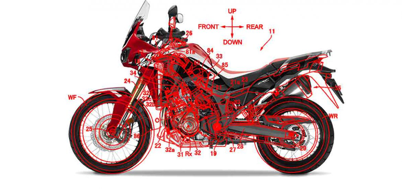 Honda supercharged Adventure