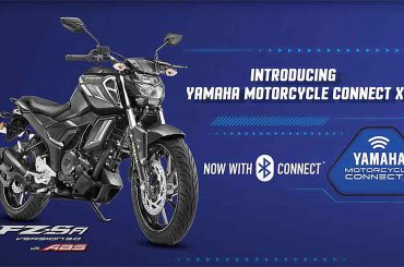 Yamaha FZ-S Lineup krijgt Bluetooth-connectiviteit