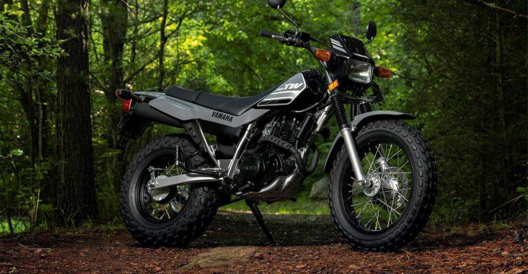Geboren klassieker: Yamaha TW125/200/225 (1987–nu)