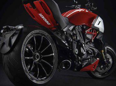 Onderdelen en accessoires voor Ducati Diavel 1260