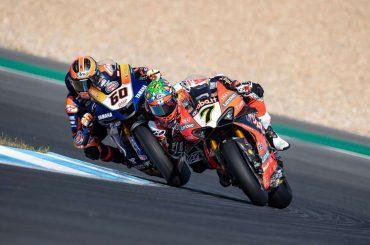 WorldSBK: Van der Mark sluit Yamaha-tijdperk af met derde plaats