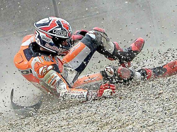 Geen MotoGP voor Marc Márquez in 2020