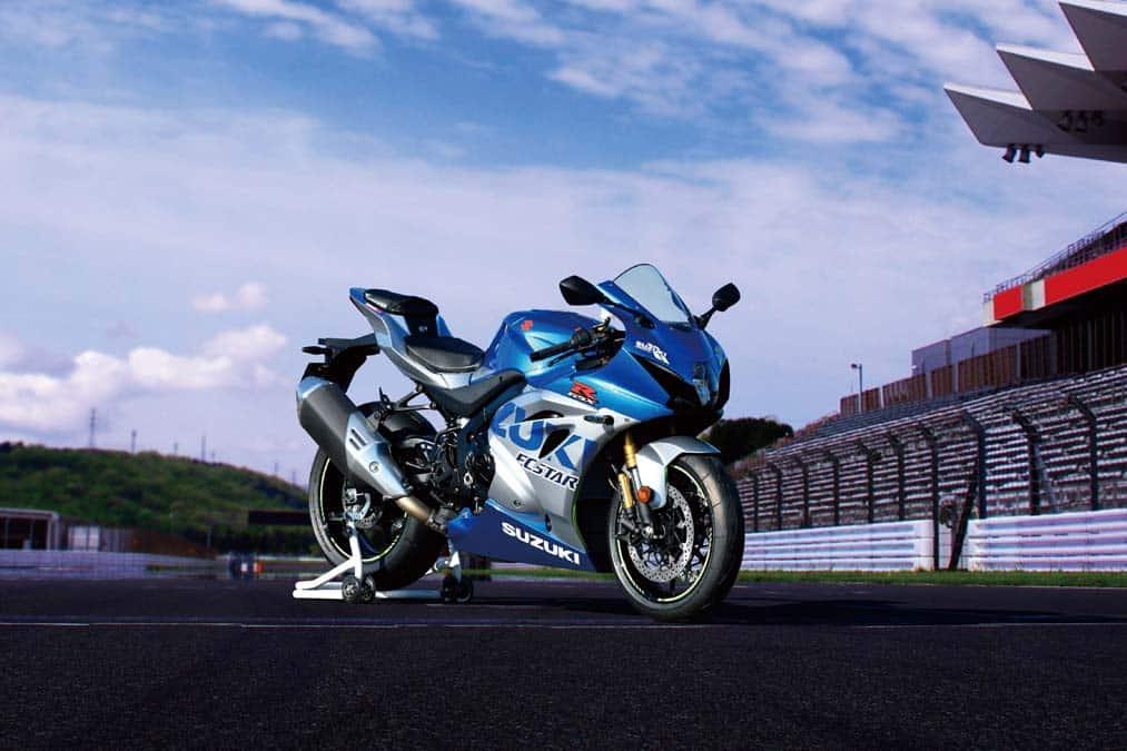 Suzuki GSX-R1000R MotoGP-kleurstelling