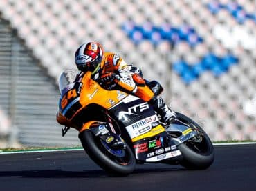 Moto2: Bo Bendsneyder in punten bij afscheid