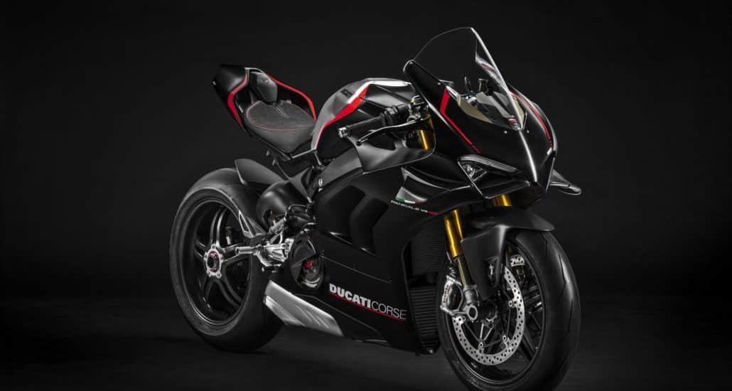 2021 Ducati Panigale V4 SP