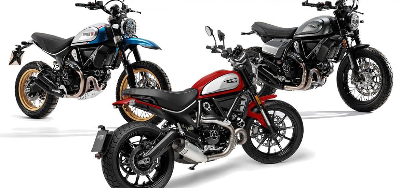 2021 Ducati Scrambler