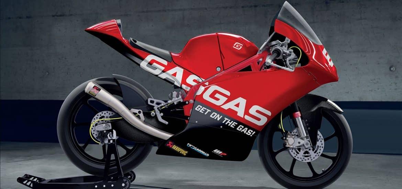 2021 GasGas Moto3