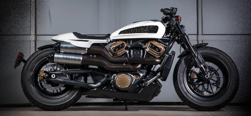 2021 Harley-Davidson 1250 Custom