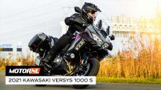 Kawasaki Versys 1000 S 2021 – test
