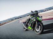 2021 Kawasaki Z H2 SE:  nieuwe kleuren & veel elektronica