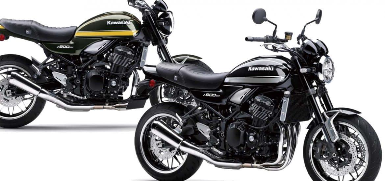 2021 Kawasaki Z900RS