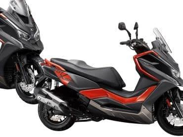 2021 Kymco DT X360: Adventure Crossover-motorscooter