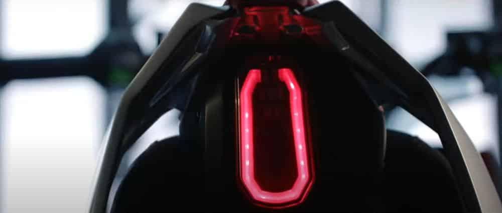 Kymco elektrische motorscooter