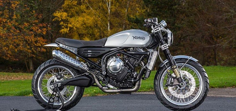 2021 Norton Atlas 650