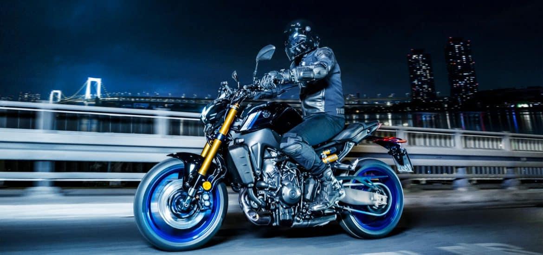 2021 Yamaha MT-09 SP