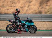 De eindsprint in de MotoGP is begonnen